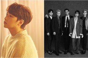 Bị fan tẩy chay phải rút khỏi album của Super Junior, Sungmin lặng lẽ trở lại với sản phẩm solo