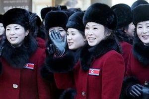 Binh đoàn sắc đẹp của Triều Tiên rời Thế vận hội Pyeong Chang 2018