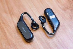 Sony giới thiệu tai nghe Xperia Ear Duo, bán ra từ tháng 5 với giá 280 USD
