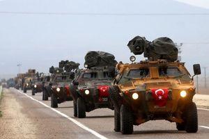 Thổ Nhĩ Kỳ điều đặc nhiệm tới Afrin cho trận đánh mới