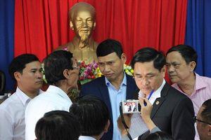Dân đòi Đà Nẵng đóng cửa nhà máy thép gây ô nhiễm