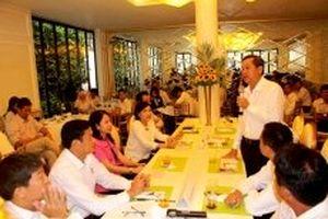 Cải cách hành chính tạo sự hài lòng cho người dân và doanh nghiệp