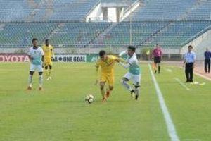 AFC Cup 2018: FLC Thanh Hóa thất bại đáng tiếc trên sân khách