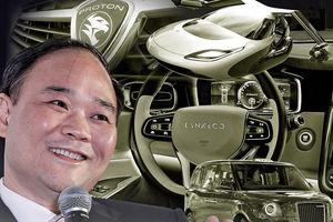 Tỷ phú Trung Quốc vừa thâu tóm cổ phần Mercedes giàu cỡ nào?