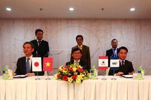 Tập đoàn TTC ký kết hợp đồng EPC với liên danh Sharp - SSSA - NSN