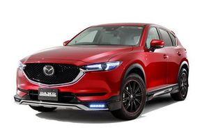 Tìm hiểu gói xe độ DAMD dành cho Mazda CX-5 2018