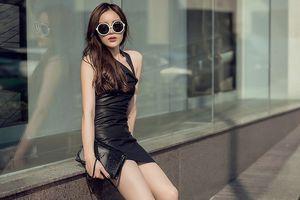 Chuyện showbiz: Hoa hậu Kỳ Duyên diện đồ hiệu mang phong cách sexy