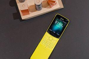 Cận cảnh Nokia 8110 mới truy cập 4G, giá 2,2 triệu đồng