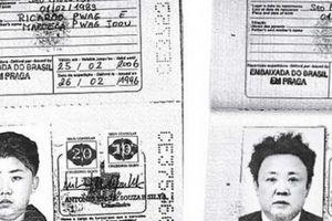 Hộ chiếu Brazil giúp ông Kim Jong-un và cha đi Tây 20 năm trước?