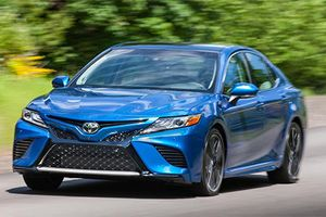 Toyota Camry mới sẽ được trang bị dẫn động bốn bánh AWD