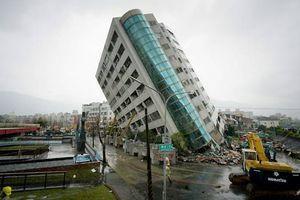 Đài Loan bắt giữ chủ thầu xây dựng sau vụ sập nhà cao tầng