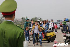 An ninh thắt chặt trước giờ diễn ra hội cướp Phết Hiền Quan 2018