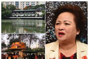 Nữ doanh nhân sắp chi hơn 1.800 tỷ đồng thâu tóm 'ông trùm' đất vàng Hà Nội