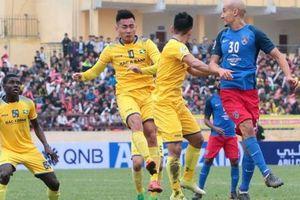 Sông Lam Nghệ An thắng Johor Darul Ta'zim (Malaysia), tạm dẫn đầu bảng H giải AFC Cup 2018