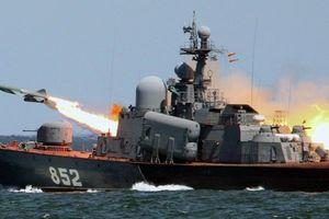 Phương Tây 'lạnh sống lưng' khi Nga triển khai hơn 20 tàu chiến tới Baltic