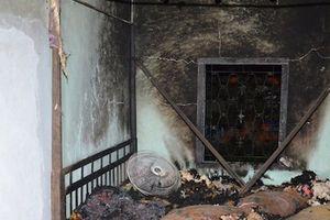 Điều tra vụ con rể phóng hỏa đốt nhà làm 3 người bị bỏng