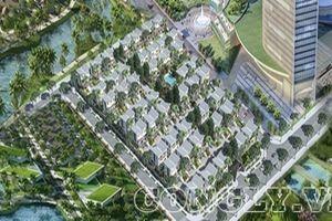 Dự án Khai Sơn Hill Long Biên - Kỳ 1: Hàng loạt biệt thự 'vô tư' xây dựng không phép