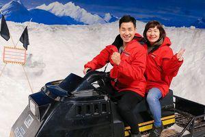 Nguyên Khang và mẹ bị mắc kẹt giữa bão Gita ở New Zealand