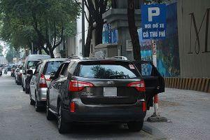 Tăng phí giữ ô tô ở Sài Gòn có gây sốc?
