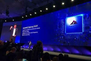 Huawei công bố chip 5G đầu tiên cho các thiết bị di động