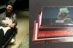 Fanboy Big Bang trở thành 'đồng đội' của G-Dragon