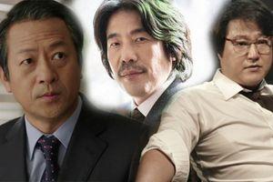 Trước khi bị phát hiện là 'yêu râu xanh', những ngôi sao này từng là 'cổ thụ' của màn ảnh Hàn Quốc (P.1)