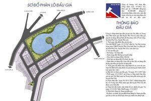 Trung tâm PTQĐ Phù Yên – Sơn La: Đấu giá quyền sử dụng đất đạt hơn 124 tỷ đồng