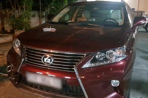 Tình tiết mới vụ trộm ôtô Lexus của người tình cũ