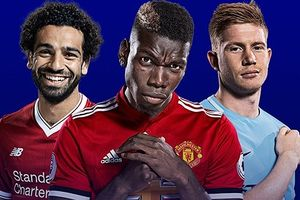 Đội hình Premier League All-Star miền Bắc theo ý tưởng của Lukaku