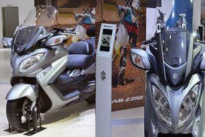 Chi tiết xe ga Suzuki Burgman 650 mới giá 250 triệu đồng