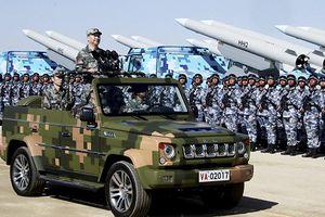 Trung Quốc lần đầu tiên công bố hình ảnh tên lửa hành trình hạt nhân DF-10
