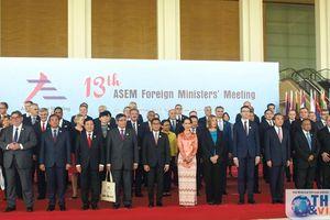 Việt Nam sẽ tiếp tục hợp tác với các thành viên để xây dựng tầm nhìn cho ASEM