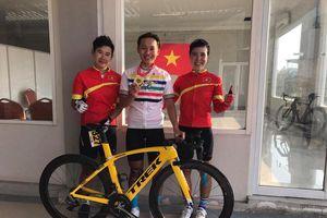 Nguyễn Thị Thật tạo sức hút cho giải xe đạp nữ quốc tế Bình Dương