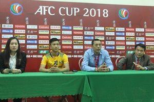 HLV Đức Thắng tiết lộ bí quyết để SLNA đánh bại nhà vô địch Malaysia
