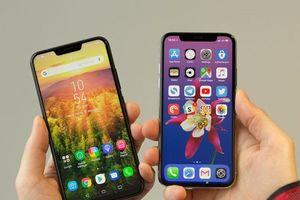 Asus gián tiếp thừa nhận copy thiết kế iPhone X cho Zenfone 5