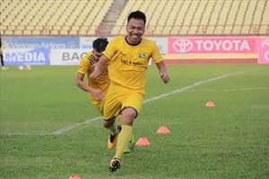 Sao SLNA đoạt danh hiệu Cầu thủ xuất sắc nhất châu Á