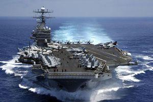 Tàu sân bay Mỹ thăm Việt Nam góp phần duy trì hòa bình khu vực