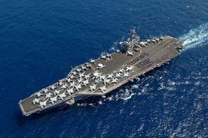 Siêu tàu sân bay Mỹ cập cảnh Việt Nam, động thái nhỏ - ý nghĩa lớn