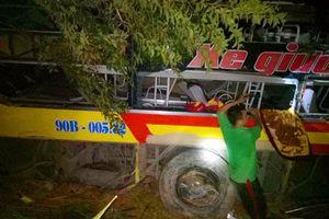 Thương tích của 19 nạn nhân trong vụ xe khách rơi xuống đèo Lò Xo