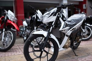 Suzuki triệu hồi hơn 4.000 chiếc Raider vì lỗi ổ khóa từ