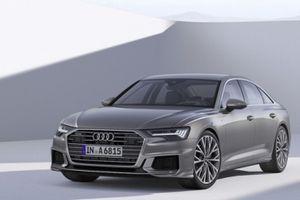 Audi A6 2018 chính thức lộ diện: Đầy sang trọng và tiện nghi