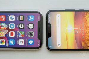 Asus Zenfone 5 'bắt chước' thiết kế và tính năng của iPhone X?