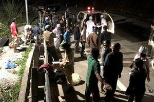 Tai nạn xe khách kinh hoàng tại đèo Lò Xo, 20 người thương vong trong đêm
