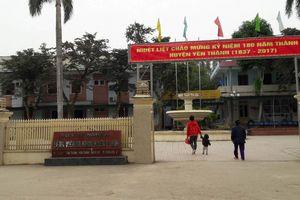 Nữ cán bộ bệnh viện huyện bị bệnh nhân đá vào đầu