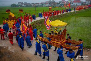Lễ hội Kỳ phúc duy nhất ở xứ Nghệ