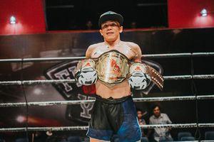 Võ sỹ Việt giành đai WBC Muay Thái: 'Tôi phải đánh đổi bằng máu và nước mắt'