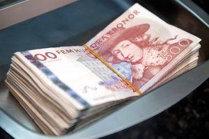 Dân Thụy Điển có thể không còn cầm được tiền mặt