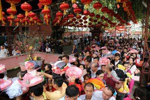 Vì sao người Việt coi trọng việc cúng lễ ngày rằm tháng Giêng?