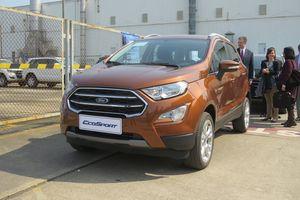 Ford Việt Nam chính thức công bố giá Ford EcoSport 2018, bán vào 6/3