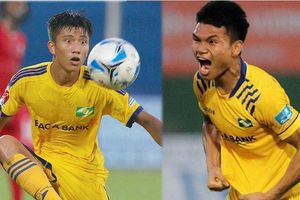 AFC Cup 2018: SL Nghệ An thêm sức sống nhờ cầu thủ U-23